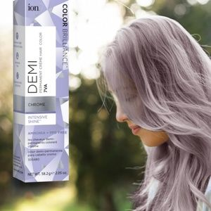 ion Makeup - 2 demi permanent creme hair dye